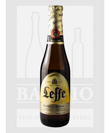 0330 BIRRA LEFFE BLONDE 6.6%