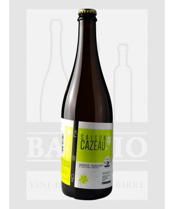 0750 BIRRA CAZEAU SAISON 5%