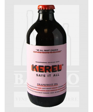 0330 BIRRA KEREL GRAPEFRUIT...