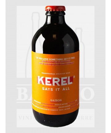 0330 BIRRA KEREL SAISON 5.5 %