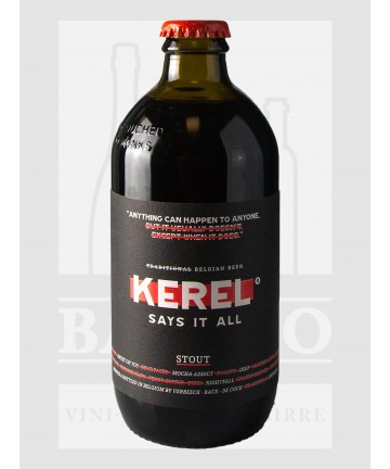 0330 BIRRA KEREL STOUT 5 %