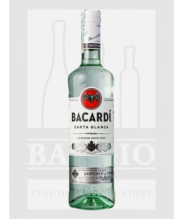 0700 RUM BACARDI BIANCO 37,5 %