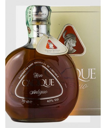 0700 RUM CACIQUE ANTIGUO 40%