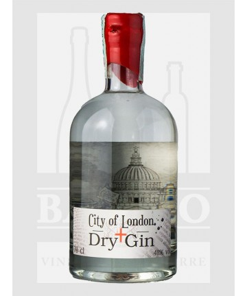 0700 GIN CITY OF LONDON...