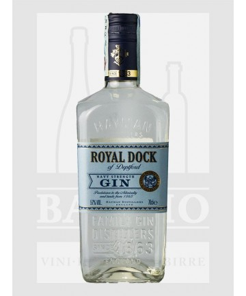 0700 GIN HAYMAN'S ROYAL...