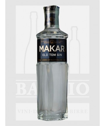 0700 MAKAR GIN OLD TOM  43%