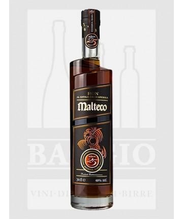 0700 RUM MALTECO 25 ANOS 40%