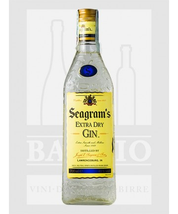 0700 GIN SEAGRAM'S EXTRA...