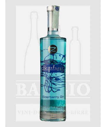 0700 ZEPHYR BLU GIN  40%