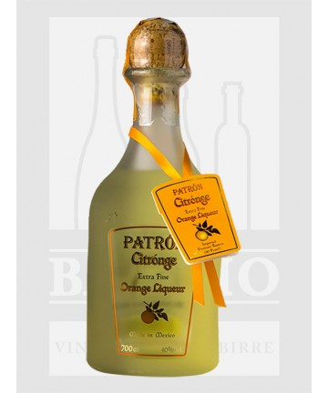 0700 PATRON ORANGE LIQUEUR 40%