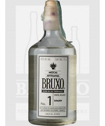 0700 BRUXO MEZCAL N.1  100%...