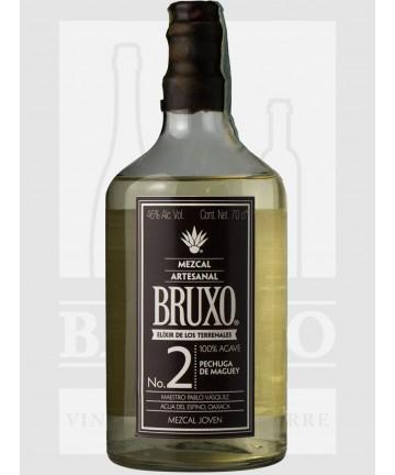 0700 BRUXO MEZCAL N.2  100%...