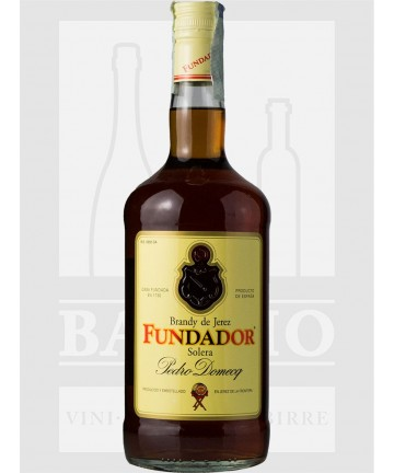 1000 BRANDY FUNDADOR 40%
