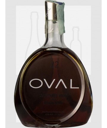 0700 VODKA OVAL ROWAN BERRY...
