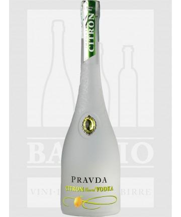 0700 VODKA PRAVDA citron...