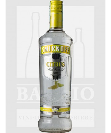 0700 VODKA SMIRNOFF CITRUS...