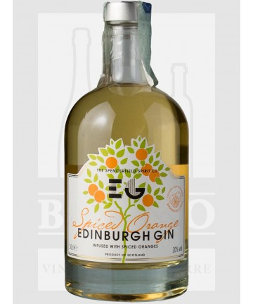 0500 EDINBURGH GIN ORANGE 20%