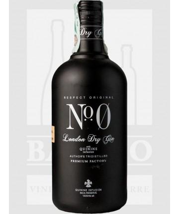0700 N°0 LONDON DRY GIN 40,8%