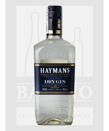 0700 GIN HAYMAN'S LONDON...