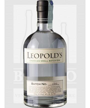 0700 LEOPOLD'S  GIN 40%