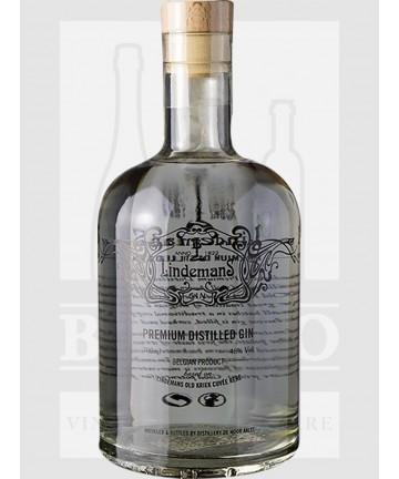 0700 LINDEMANS GIN CLEAR...