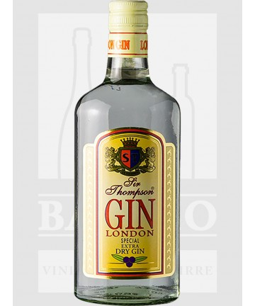 0700 GIN SIR THOMPSON 38%