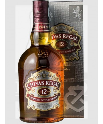 0700 CHIVAS REGAL 12 Y.O. 40%