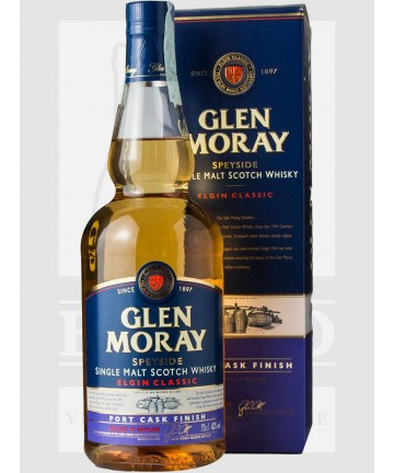 0700 GLEN MORAY PORT CASK...