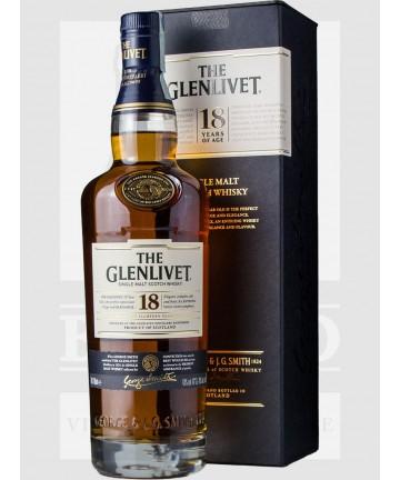 0700 GLENLIVET 18 Y.O. 43%...
