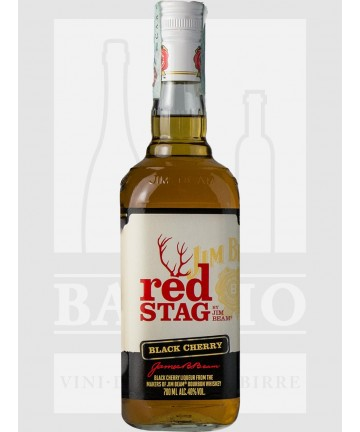 0700 JIM BEAM RED STAG...