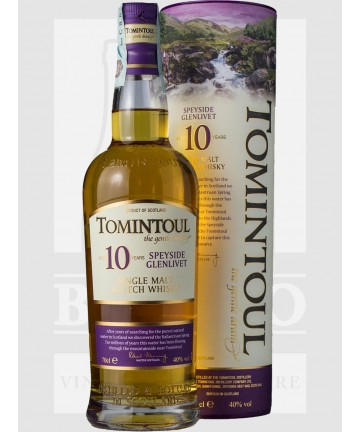 0700 TOMINTOUL WHISKY 10...