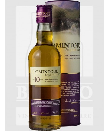 0350 TOMINTOUL WHISKY 10...