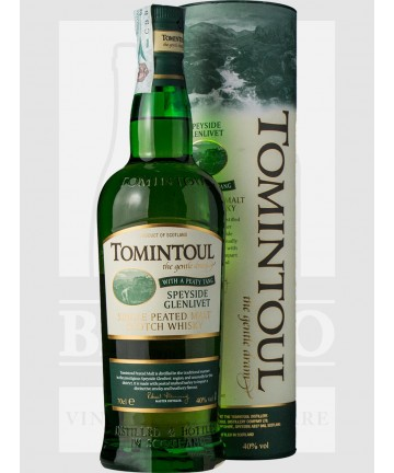 0700 TOMINTOUL WHISKY WITH...