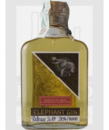 0500 GIN ELEPHANT AGED...
