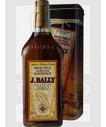 0700 RUM BALLY MILLESIMATO...
