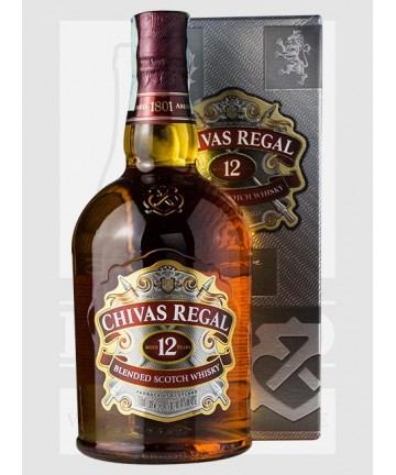 1000 CHIVAS REGAL 12 Y.O....