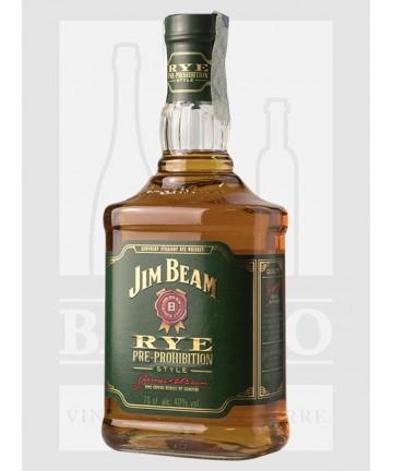 0700 JIM BEAM RYE WHISKY 40%
