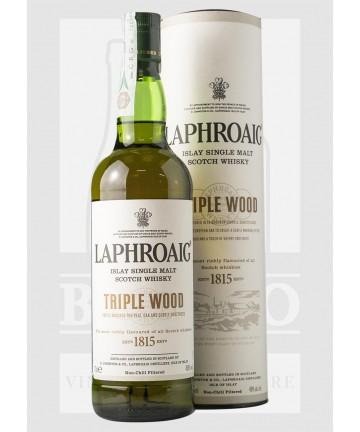 0700 LAPHROAIG TRIPLE WOOD...