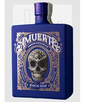 0700 GIN AMUERTE BLUE 43 %